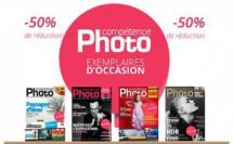 -50% sur les numéros de Compétence Photo vendus d'occasion