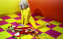 Entre bonbon acidulé et acide chic, Miles Aldridge s'expose à New York