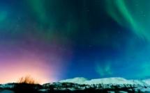 Impressionnante aurore boréale capturée par le photographe Terje Sorgjerd