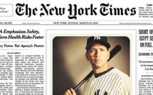 Le New York Times céderait-il à la tentation de la photographie techno-vintage ?
