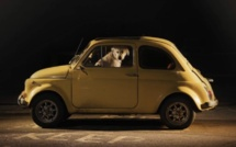 Le making-of de la série The Silence of Dogs in Cars de Martin Usborne