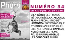 Compétence Photo Numéro 34, en kiosque le 30 avril 2013