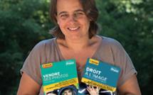 """Joëlle Verbrugge, auteure de """"Vendre ses photos"""" et """"Droit à l'image"""""""