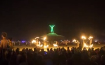 Burning Man 2013, vu par Thomas Subtil (timelapse)