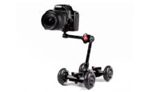 Pico Flex Dolly : une solution pour faciliter les travellings vidéo avec un reflex