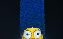 La cultissime Marge Simpson, vue par Alexander Khokhlov (vidéo)