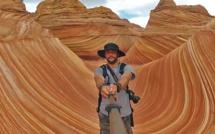 Tour du monde en selfies au bout d'une perche