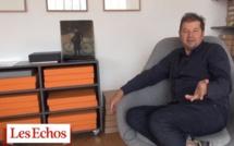 """""""Les musées achètent de la photographie d'anonymes"""", Philippe Jacquier, co-fondateur de la galerie Lumière des Roses (vidéo)"""