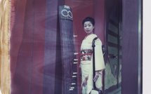 """La série """"Notes traditionnelles du monde"""" de Diane Vo Ngoc exposée sur le stand de Compétence Photo"""