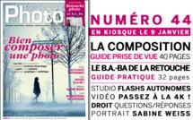 Compétence Photo Numéro 44, en kiosque le 9 janvier 2015