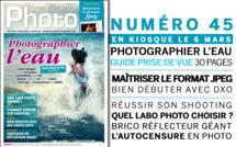 Compétence Photo Numéro 45, en kiosque le 6 mars 2015