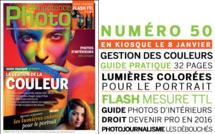 Compétence Photo Numéro 50, en kiosque le 7 janvier 2016