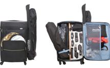 Transformez une valise pour votre matériel photo