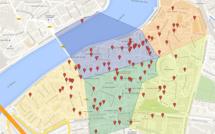 La carte interactive des expositions d'Arles Off 2016