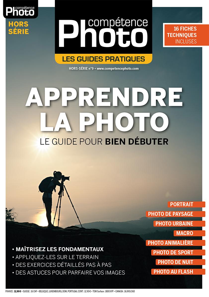 Magazine Apprendre La Photo hors-série n°9 • apprendre la photo - le guide pour bien débuter