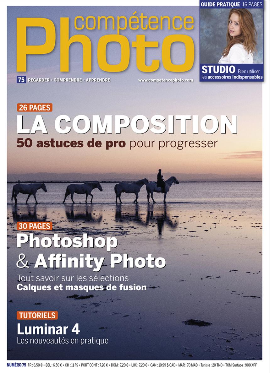 Magazine Apprendre La Photo competence photo - le magazine photo 100% pratique