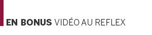 Vidéo au reflex